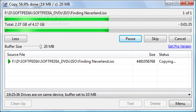 Tera copy pro ( 4mb )   cracked with license key   proof   teck.
